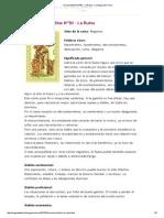Oraculo Belline Nº50 - La Ruina _ La Magia Del Tarot