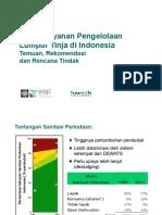 Model Pengelolaan Lumpur Tinja Indonesia
