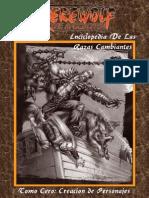 Enciclopedia de Las Razas Cambiantes - Tomo 0 - Creacion de Personajes Archivos
