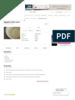 Appareil à Flan Sucré (Facile, Rapide) - Une Recette CuisineAZ