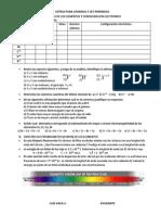 Tabla Periodica y Espectro Atomico