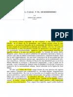 De Armas - Julian Del Casal y El Modernismo