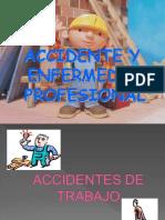 Exposicion Accidente de Trabajo y Enfermedad Profesional .Pptx
