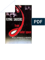 Major Donald Keyhoe - Flying Saucers From Outer Space (Nicap)
