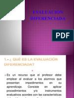 4.- Power Evaluación Diferenciada