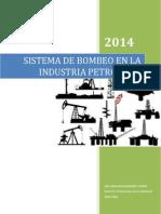 Sistemas de Bombeo en La Industria Petrolera