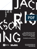 Jackson Rising Print