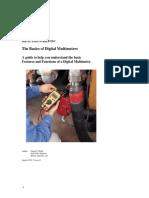 Basics of Digital Multimeters
