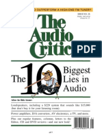 The Audio Critic 26 r