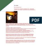 Fabrica Planta de Café Tostado y Molido