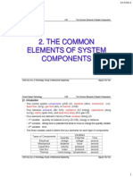 C.02 the Common Elements of System Components