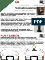 Corrosion Pilas y Baterias