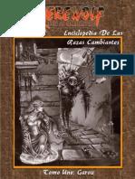Enciclopedia de Las Razas Cambiantes - Tomo 1 - Garou