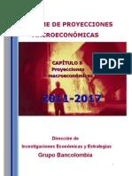 Informe Anual de Proyecciones
