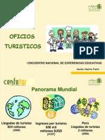 Formación Profesional en Turismo - Cenfotur