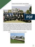 Los Mineros de la Operación Chavín De Huántar. Héroes olvidados