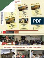 Las Guías de Contenidos Turísticos en la Escuela - Hugo Vallenas