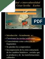 Identidad e Interculturalidad - Julio Cesar Sevilla