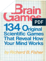 [Richard Fisher] Brain Games