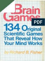 [Richard Fisher] Brain Games