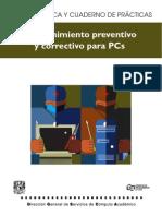 Mantenimiento Preventivo y Correctivo Pcs