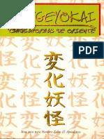 Hengeyokai - Cambiaformas de Oriente
