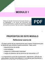 FALLAS DE MERCADO Y POLITICA COMERCIAL