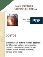 4.Fundicion en Arena