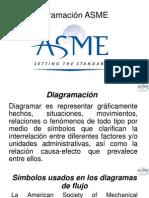 Diagramación ASME