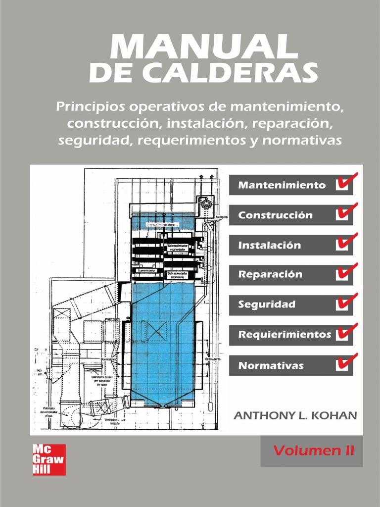 Resultado de imagen para Manual de Calderas 2