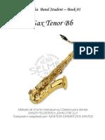Metodo Yamaha Sax Tenor 2