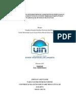 Analisis Pengaruh Reformasi Administrasi Perpajakan