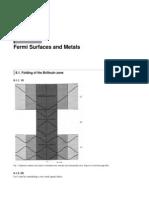 Fermi Surface