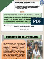 Diapositivas de Elmer Sanchez