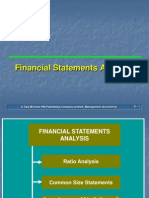 Financial Ratio Analysis - Best PPT