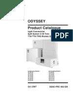 Odyssey Bulletin 1007
