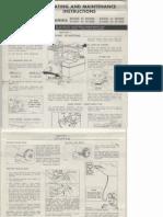 Briggs and Stratton 27996 9 61 Operator Manual