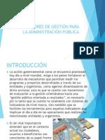 INDICADORES DE GESTIÓN PARA LA ADMINISTRACIÓN PÚBLICA.pptx