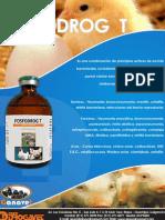FOSFODROG+T AMOXIDES LA