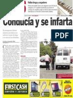 Policiaca 29 de mayo 2014