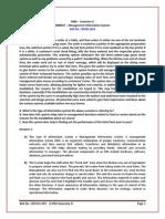 MB0047-Management Information System