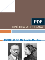 Cinética microbiana