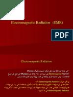 3 الإشعاع الكهرومغناطيسية Electromagnetic