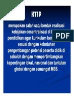 Penyusunan KTSP_presentasi