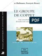 Le Groupe de Coppet Une Constellation d 039 Intellectuels Europ Ens