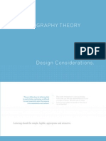 Typography Theory