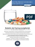 Buletin Farmacovigilenta Nr 2 an 4 - 2013