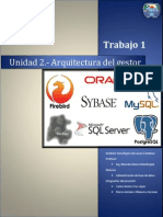 Arquitectura de Oracle Database 11g