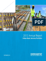 Urban Basic Services Portfolio