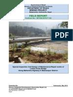 Field Report Lothar Khola